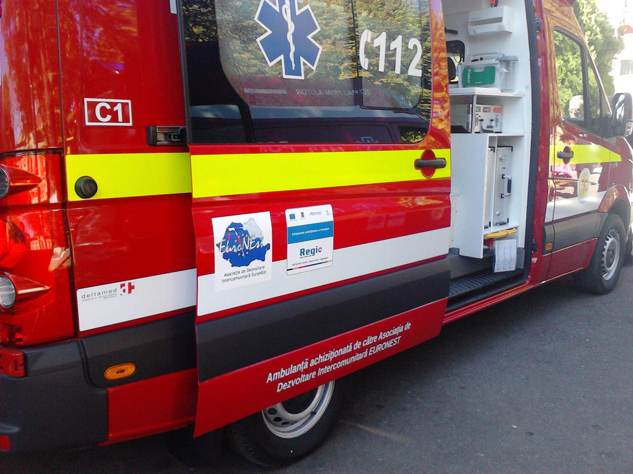 ambulanță reanimare 2