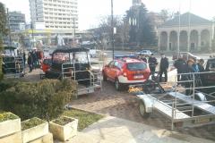 UTV (platforma+vehicul tractor)