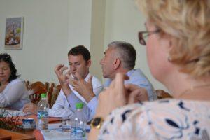 3. ședință constituire organe de conducere ADI EURONEST