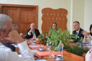 4. ședință constituire organe de conducere ADI EURONEST