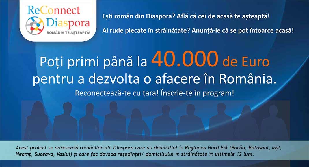 ReConnect Diaspora