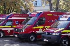 ambulanță de reanimare